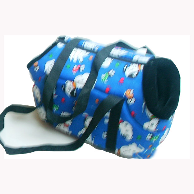Travel pet carriers bags dog pattern  CJ-003
