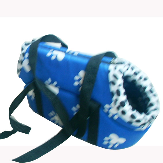 Travel pet carriers bags paw pattern  CJ-011