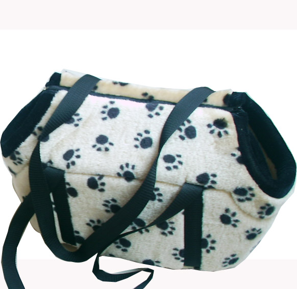 Travel pet carriers bags paw pattern  CJ-031