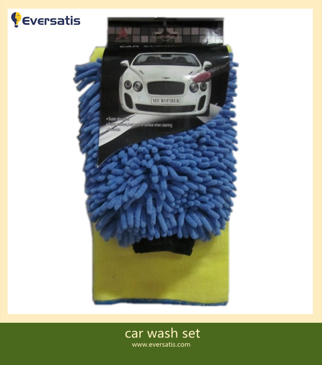 car wash set